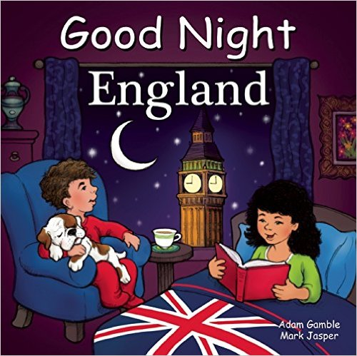 Goodnight England, Kids' Books set in London, www.theeducationaltourist.com