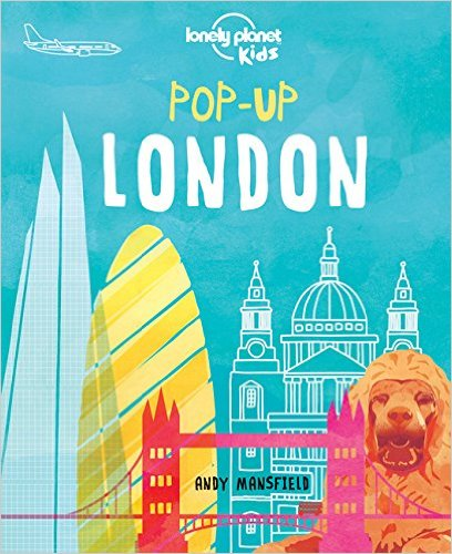 Pop-Up London, Kids' Books set in London, www.theeducationaltourist.com