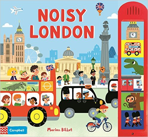 Noisy London, Kids' Books set in London, www.theeducationaltourist.com