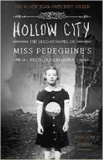 Hollow City, Kids' Books set in London, www.theeducationaltourist.com