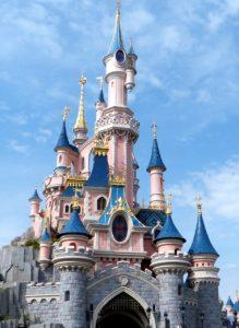 Cinderella's castle, Visit Madrid, www.theeducationaltourist.com