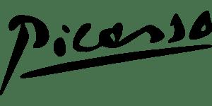 Picasso signature, Visit Madrid, www.theeducationaltourist.com