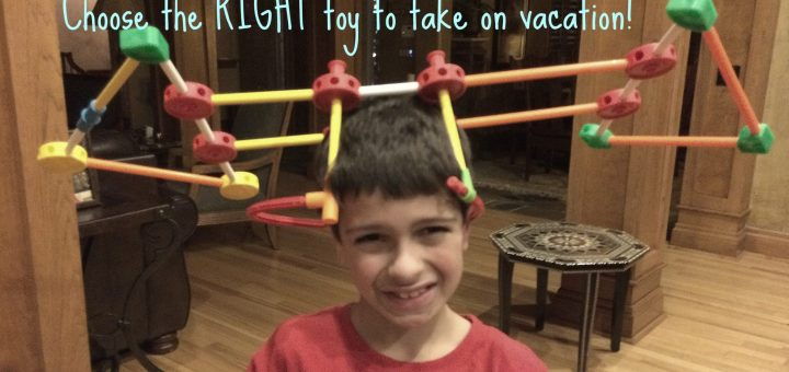 choose the right travel toy