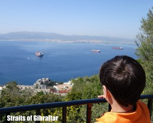 View from Gibraltar, Gibraltar Tips, www.theeducationaltourist.com