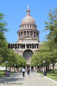 Texas State Capitol Building in Austin,  What to do in Austin, Tx