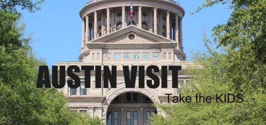 Texas State Capitol Building in Austin, Visit Austin, www.theeducationaltourist.com