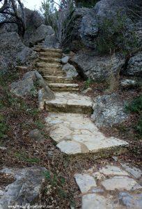 hiking trail steps Austin, Austin Visit, www.theeducationaltouristi.com