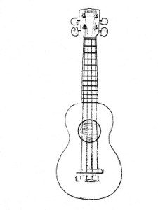 guitar coloring page FREE, Austin Visit, www.theeducationaltouristi.com