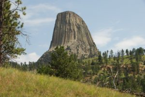 Devil's Tower, Wyoming Visit, www.theeducationaltourist.com