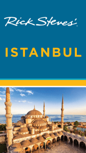 Rick Steves' Istanbul book, SRM Travel Agency, www.theeducationaltourist.com