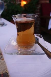 Turkish Tea: apple tea