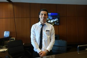 staff Ilayda hotel Kusadasi Turkey, www.theeducationaltourist.com