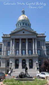 CO state Capitol Building Denver