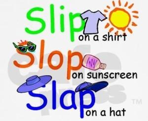 Cultural norms: slip-slop-slap-australian PR