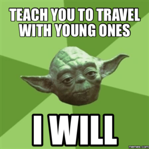 Yoda travel advice, Things to See in London, www.theeducationaltourist.com