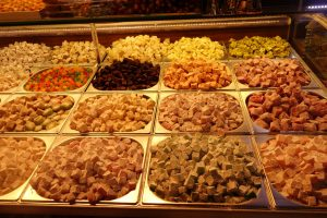 Turkey Photo Essay Turkish Delight market Istanbul
