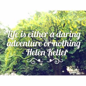 Travel Quote life.daring.adventure