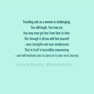 Travel quote solo.travel.challenging