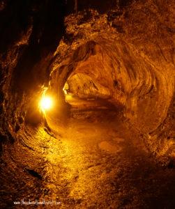 Thurston lava tube in Hawaii Volcano National park, Hawaii, the BIG island. www.theeducationaltourist.com