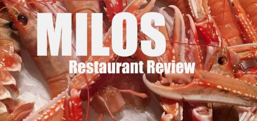 Shrimp, Milos, www.theeducationaltourist.com