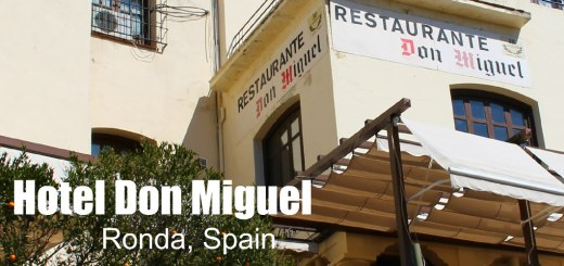 Hotel Don Miguel, www.theeducationaltourist.com