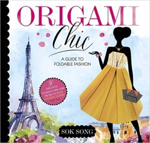 Orgami Chic: A Guide to Foldable Fashion by Sok Song, Paris Culture, www.theeducationaltourist.com