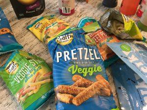 Snacks, Road Trip Hacks and Snacks, www.theeducationaltourist.com