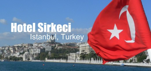 Bosphorus Strait, Sirkeci Mansion, www.theeducationaltourist.com