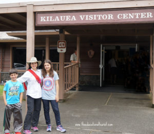 Kilauea Visitor Center, Hawaii National Park, www.theeducationaltourist.com