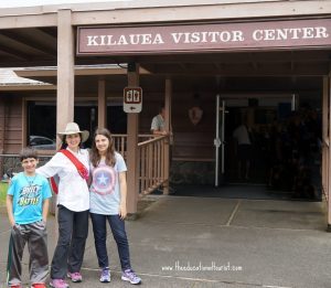 Kilauea Visitor Center, Hawaii National Park, www.theeducationaltourist.com