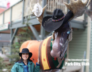 The Educational Tourist in Park City, Utah, Activities for Traveling KIDS, www.theeducationaltourist.com