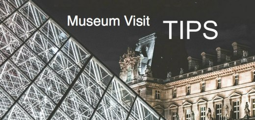 louvre art museum, museum visit