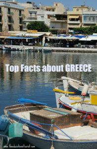 boats in the water near Crete,