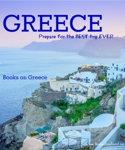 Santorini, Books on Greece, www.theeducationaltourist.com