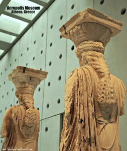 back of caryatids