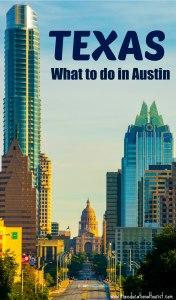 What to do in Austin, Tx Austin Skyline