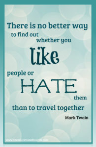 mark twain quote find out if you like people