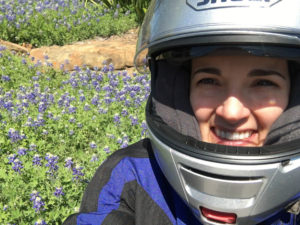 The Educational Tourist and Texas' bluebonnets