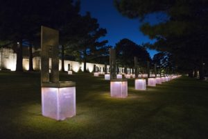 OKC national memorial for Oklahoma City bombing memorial