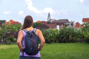 passions and places blogger backpack for traveling