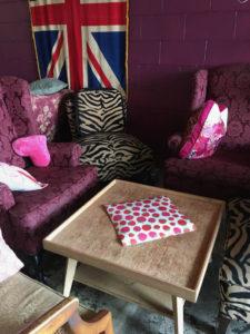 High English Tea decor