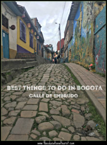 things to do in bogota, the funnel