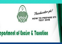 excise and taxation jobs ppsc
