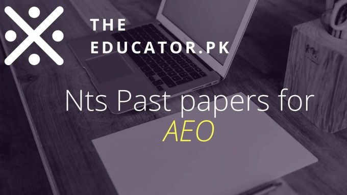 NTS Sample Papers for Educators