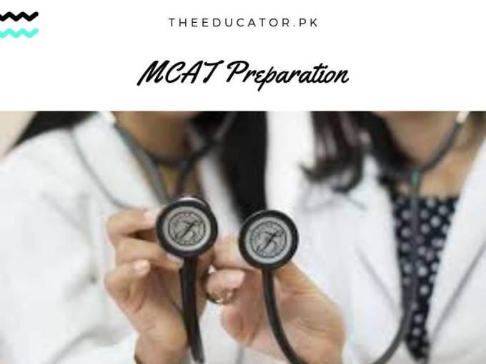 mcat 2019 test dates pakistan