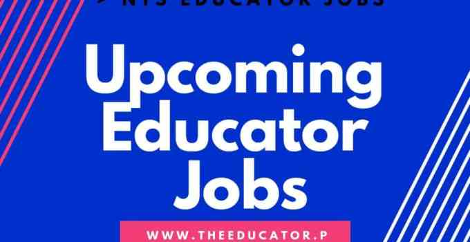 government jobs in education department