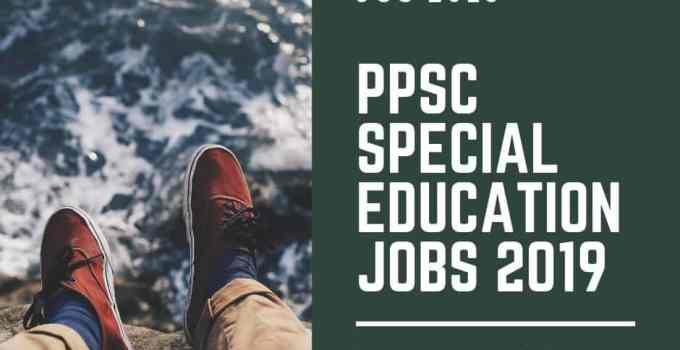 ppsc punjab educators jobs
