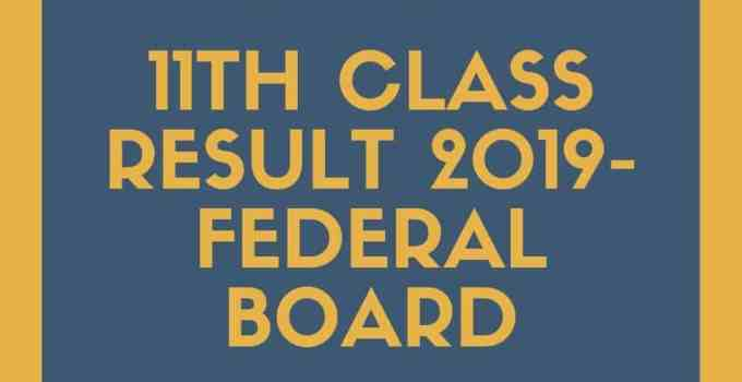 1st year result 2019 bise islamabad board