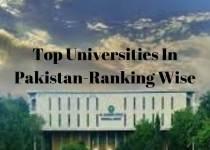 top best universities in Pakistan