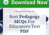 most important mcqs for educators jobs